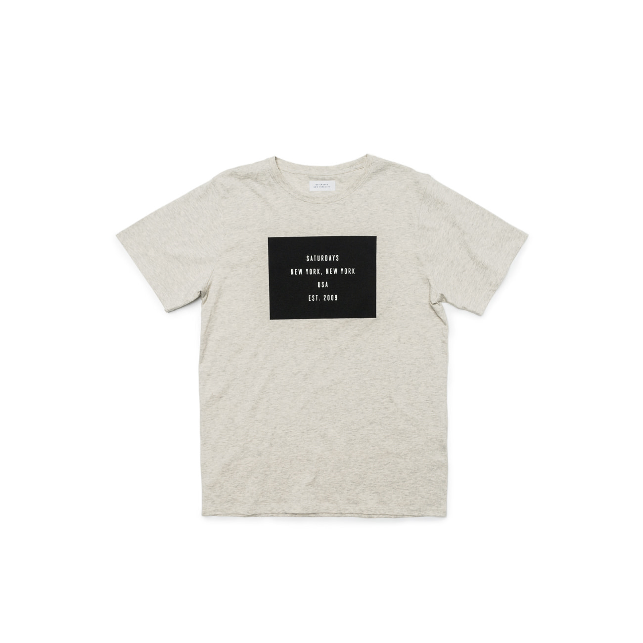 Established Box S/S Tee