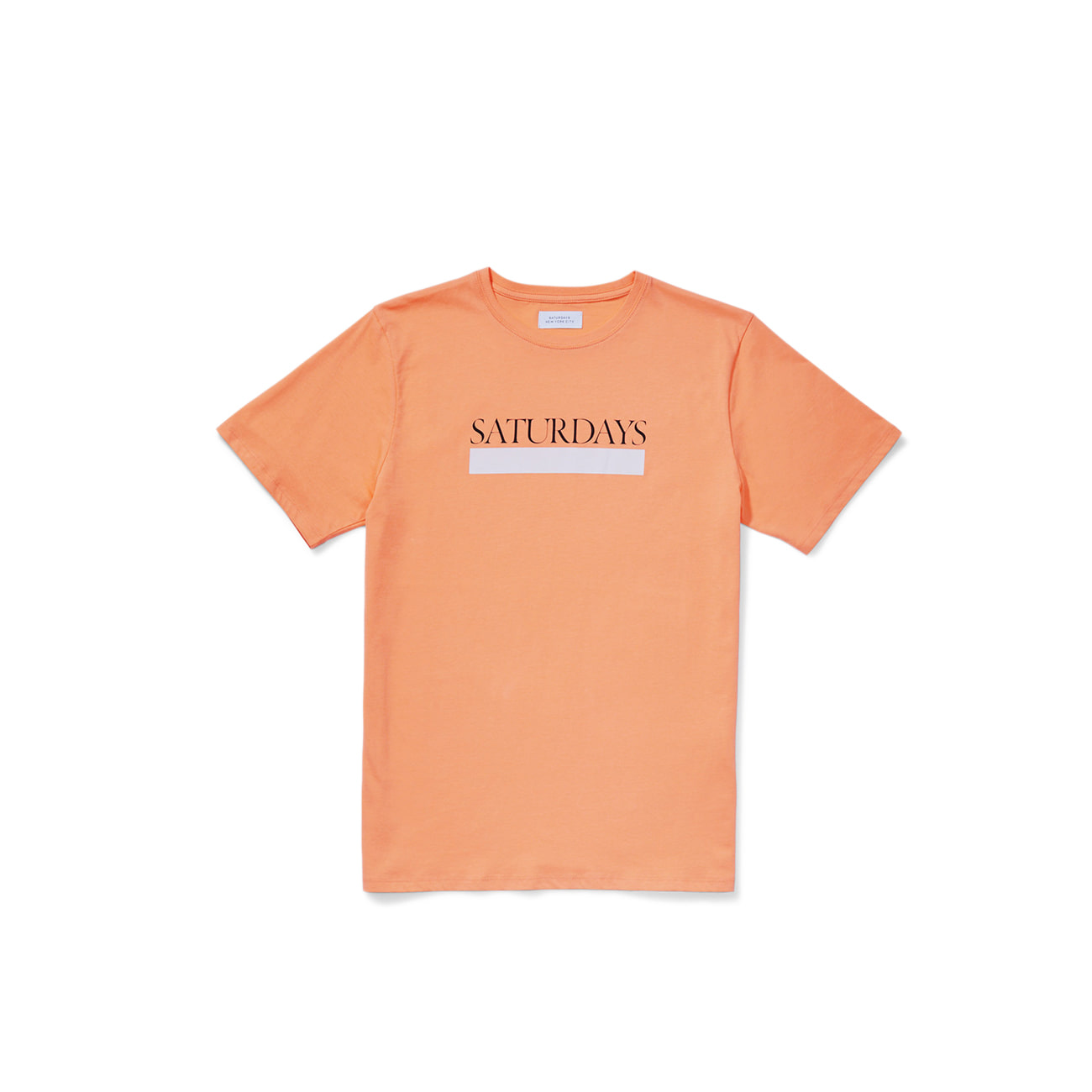 Bar Underline T‑Shirt